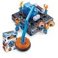 Para la educación de BRICOLAJE Kits de Limpieza Robot Creativo Increíble Experimento de Ciencia Tecnología Juguetes Ayudan A Los Niños Aprender Ciencia
