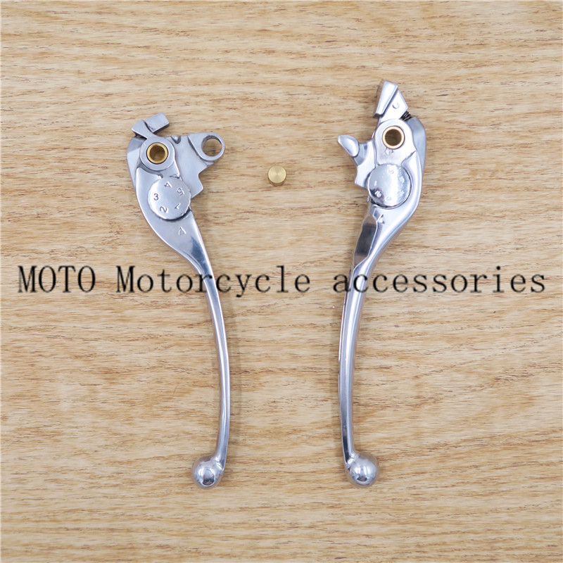 Motorcycle polishing Brake Clutch Lever For HONDA VFR800 2016-2017 Left Right Levers 1pc white or green polishing paste wax polishing compounds for high lustre finishing on steels hard metals durale quality