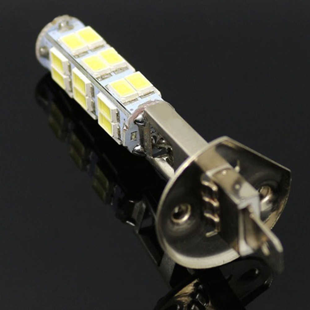 Ultra Bright LED Vehicle Headlight Car Fog Lamp Auto Replace Bulbs H1 1210SMD LED Universal Cars
