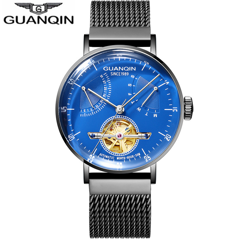 Relojes 2019 Watch Men Fashion Sport Automatic mechanical Clock Mens Watches Top Brand Luxury Tourbillon Waterproof Watch Relojes 2019 Watch Men Fashion Sport Automatic mechanical Clock Mens Watches Top Brand Luxury Tourbillon Waterproof Watch