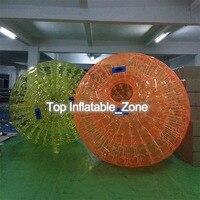 Горячая Распродажа диаметр 3 м надувные zorb траве мяч людской мяч для игры на открытом воздухе