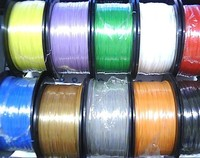 Free Shipping 1roll Lot 10 Colors OK Wire Airlines Fly Wire Circuit Board PCB Jumper Wire