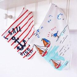2pcs lot cute cartoon printed letters baby bibs newborn cotton soft triangle scarf bib saliva towel.jpg 250x250
