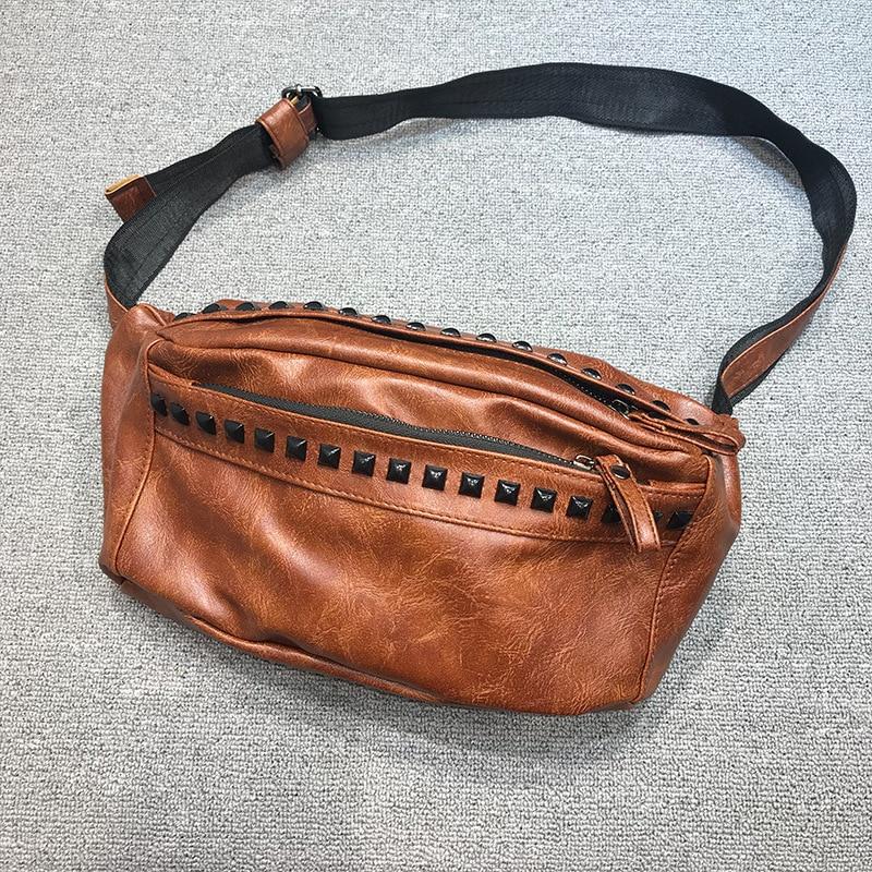 Brand Men Travel Business Fino Bag Burglarproof Shoulder Bag Holster Anti Theft Security Strap Digital Storage Chest Bags