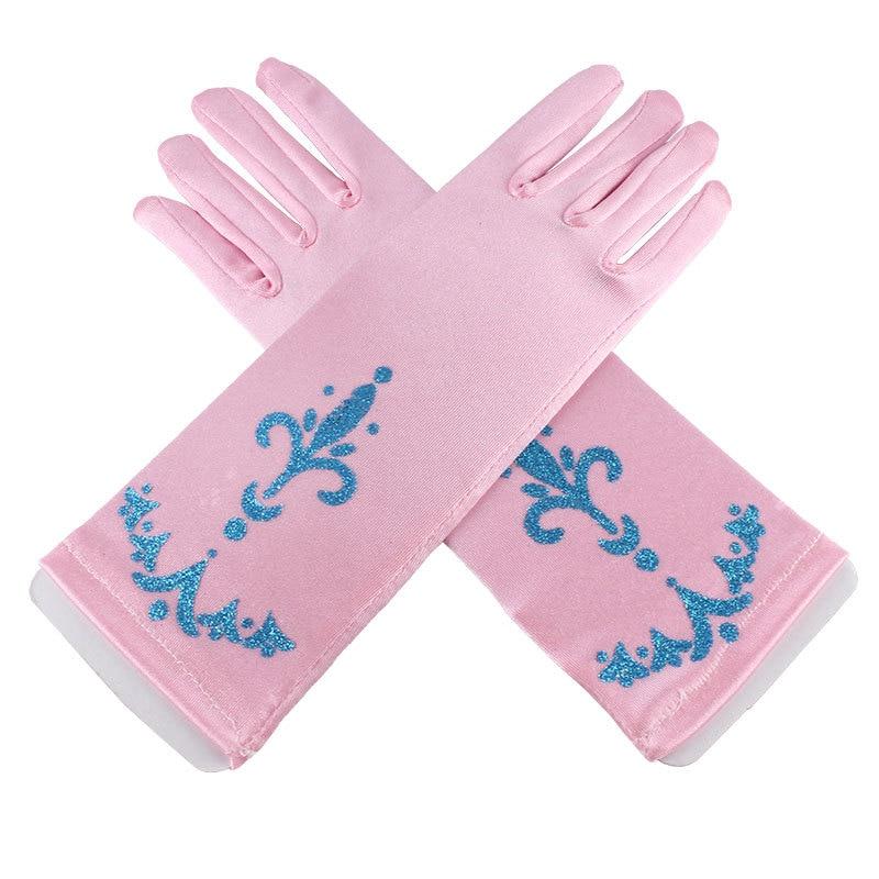 Rękawiczki dziecięce Frozen Cosplay Akcesoria Rękawiczki Print - Odzież dla niemowląt - Zdjęcie 3