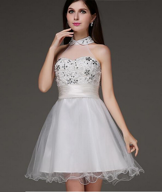 Popular Short Junior Prom Dresses-Buy Cheap Short Junior Prom ...