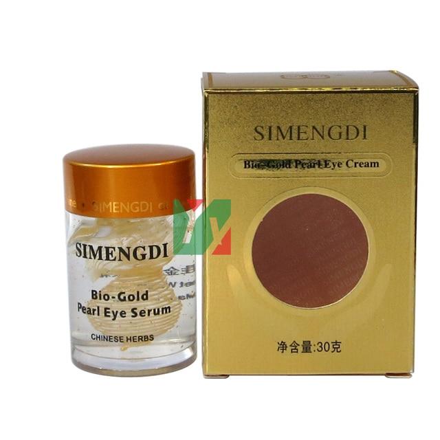 Lady's Simengdi bio-gold Pearl Essence Eye Cream & anti eye wrinkles