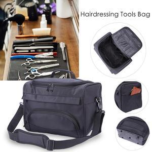 Профессиональная Большая сумка для парикмахерских инструментов, парикмахерские инструменты для укладки волос, машинка для стрижки волос, ...