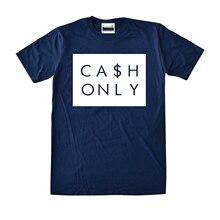 5cb656186dc0ed Cash Men T-Shirt To Match Retro Jordans 11 Midnight Navy Blue Win Like 82