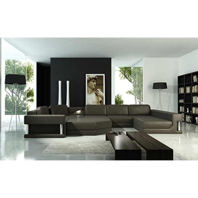 US $1298.0 |European Modern Style Leather Sofa Designs Furniture living  room Classic Sofa Set-in Living Room Sets from Furniture on Aliexpress.com  | ...