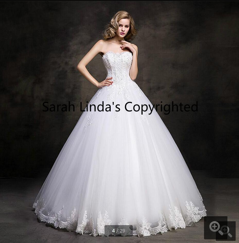 Свадебные платья пышные с блестками