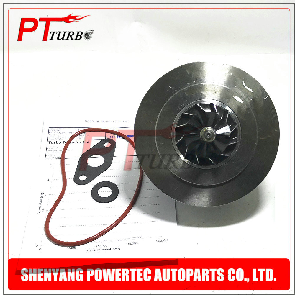 Turbocharger cartridge for 54399880099 54399700106 54399880106 turbolader core for Mercedes 220 <font><b>129</b></font> <font><b>HP</b></font> 95 Kw 2.2CDI OM651DE22LA image