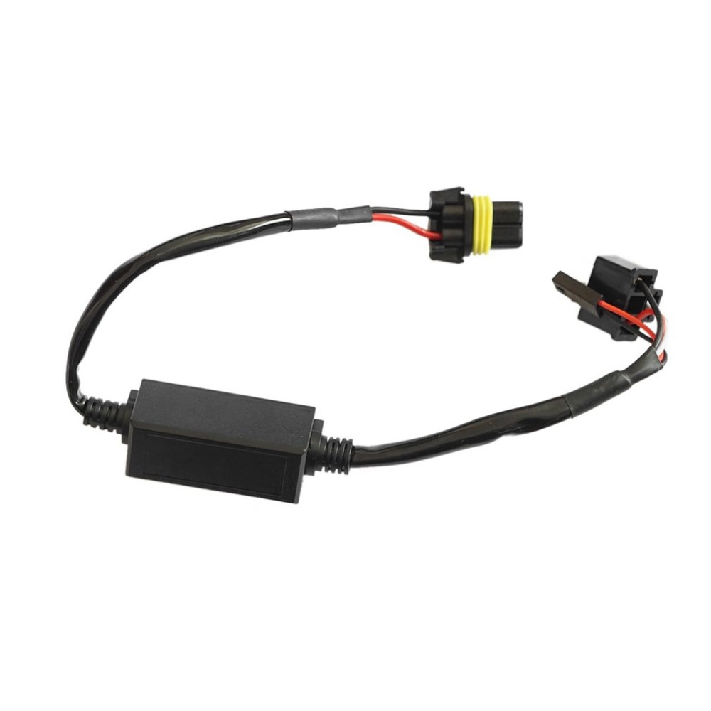 hight resolution of 2018 hid xenon bulb h4 wiring harness controller h4 flexible small relay cable wires for car