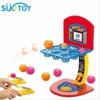 Party zabawki do gier dla dzieci gra planszowa Mini zestaw do koszykówki Oyuncak gra komputerowa dla rodziny akcesoria na domowe przyjęcie zabawki 53