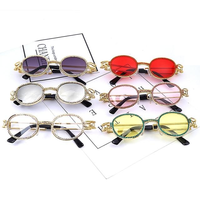 Beautiful Diamond Sunglasses 7 Colors 3