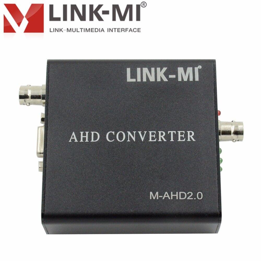 LINK-MI LM-AHD03 Convertisseur vidéo Full HD 1080p BNC vers VGA - Accueil audio et vidéo - Photo 5