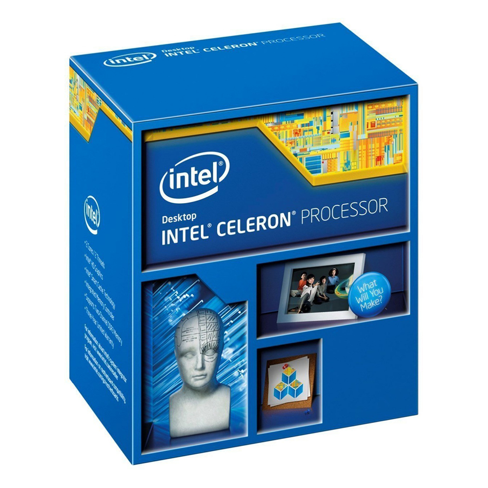 Intel Celeron  G1840 BOX Processor Intel G1840 1150 (2M Cache 2.80 GHz) FC-LGA12C Intel-G1840 BX80646G1840 wavelets processor