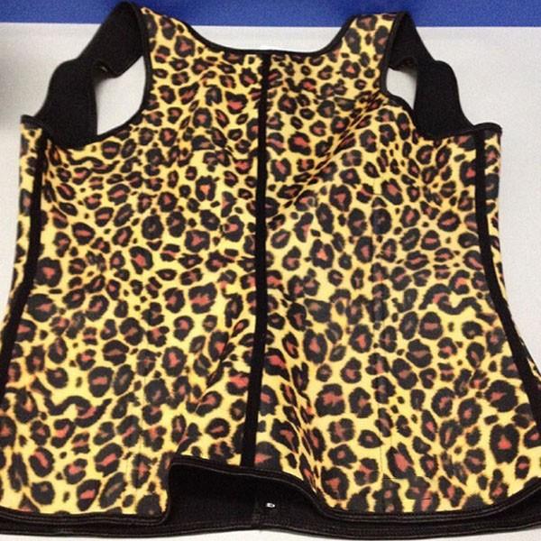 CW05 YELLOW Leopard