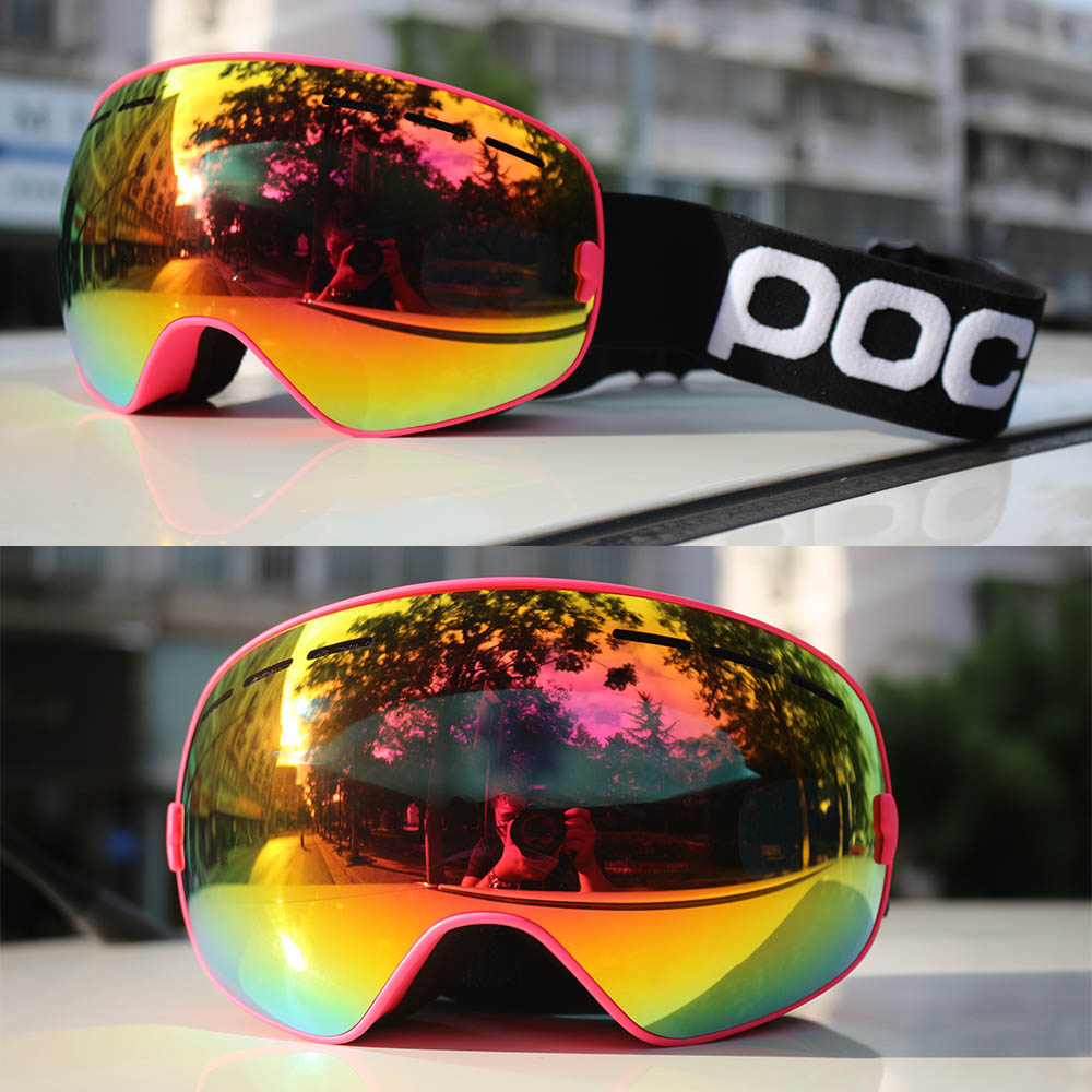 927469e3bc1 Best Goggles Anti fog UV400 Sun Glasses Snowmobile Googles Snowboard Women  Mask Eyewear Men Snow Skate Sunglasses-in Sunglasses from Apparel  Accessories on ...