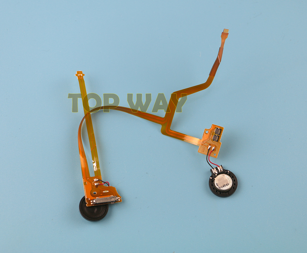 Speaker Flex Cable With Speaker For 3DS Repair Replaceme Module Repair Replacement For 3DS Nintendo Console Original
