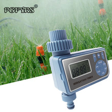 Automatic Electronic LCD Garden Water Timers Home Drip irrigation Lawn sprinkler Timing Quantitative Watering flowers Irrigation