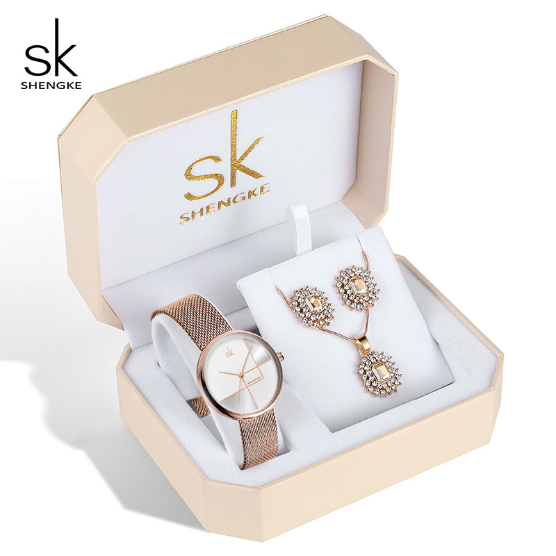 K0105 Rose gold set