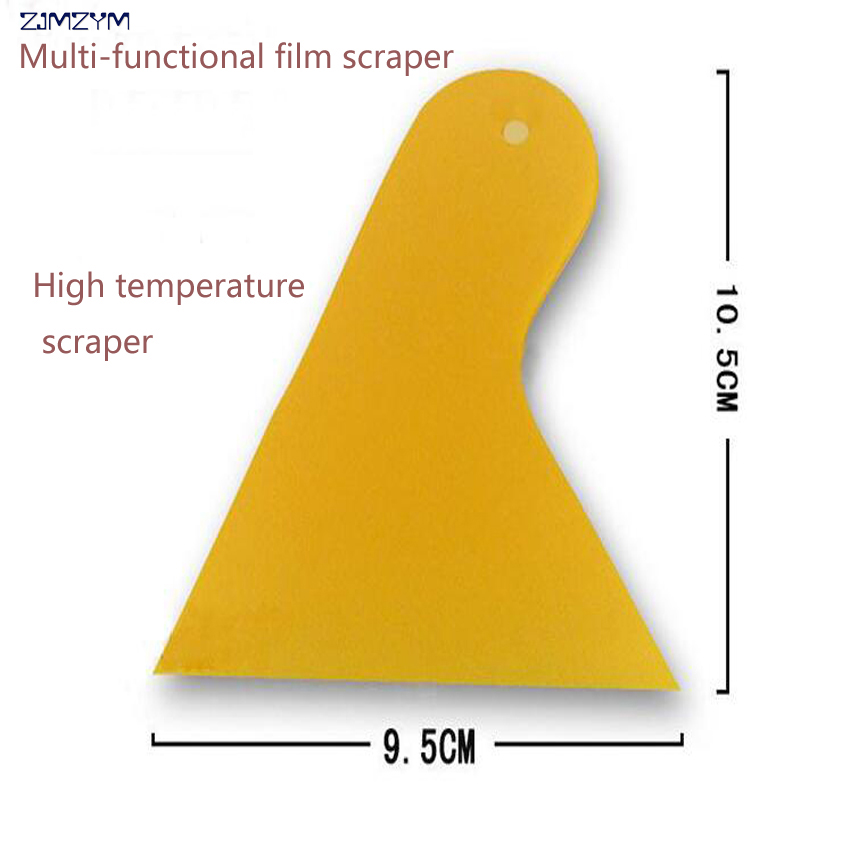 1PC Plastic Small film scraper car film tools wiper plate glass car sticker tools Electronic products screen film tools