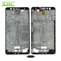 Huawei mate 7 smartphone ipartsbuy front housing placa moldura quadro substituição display lcd para huawei ascend mate 7