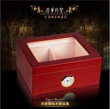 Мода оригинальный кедрового дерева структура коробка для хранения сигар коробку из-под сигар портсигар для мужчин подарок organizador XJH001