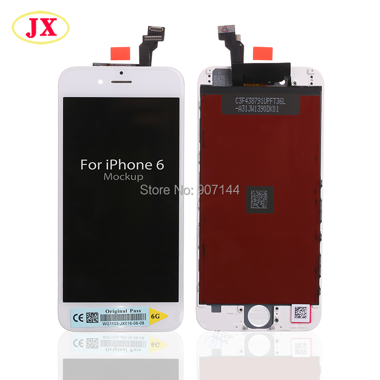 10pcs lot Chinese AAA 4 7 inch For iPhone 6 LCD Screen Display With Touch Screen