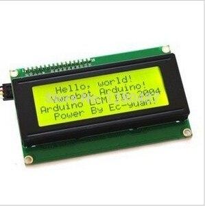Image 5 - 5 個 Lcd ボード 2004 20*4 LCD 20X4 5 12v ブルー/グリーンスクリーン LCD2004 ディスプレイ LCD モジュール液晶 2004
