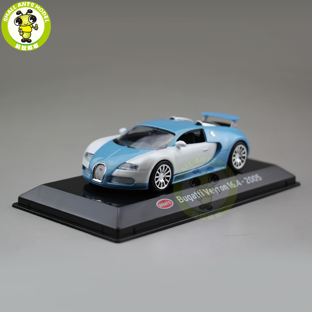 1/43 Bugatti Veyron 16.4 2005 Supre Car Diecast Metal Car Model Boy Girl Birthday Gift ...