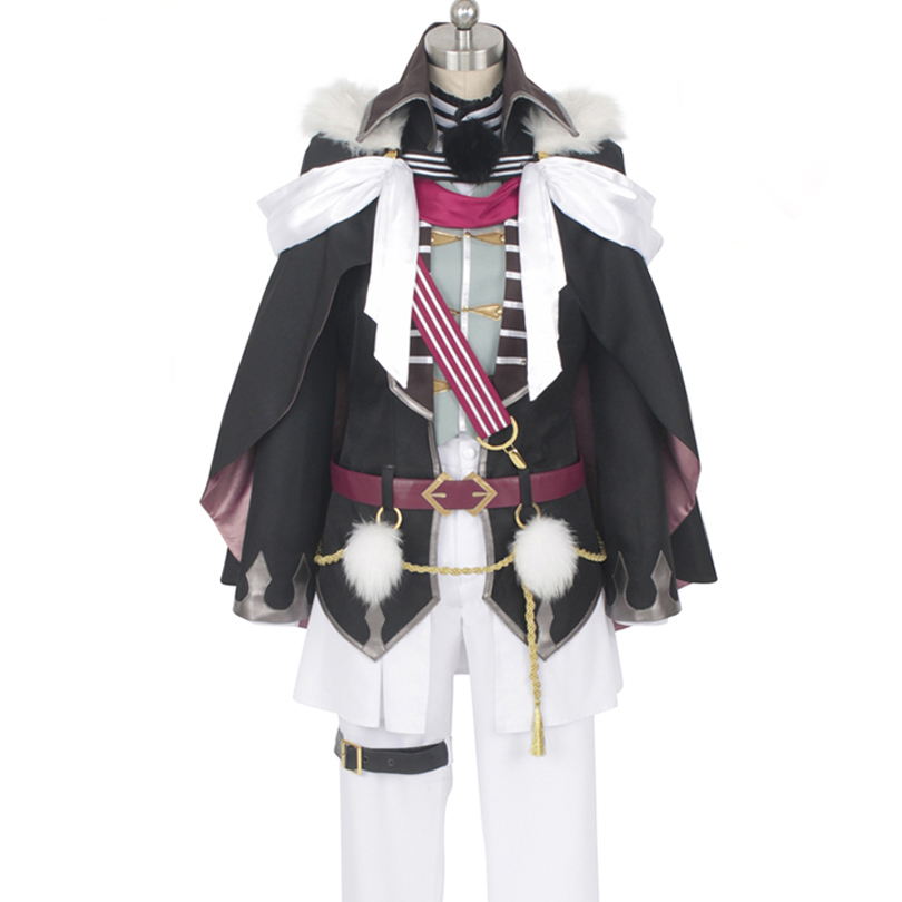 IDOLiSH 7 TRIGGER Kujo Tenn Cosplay Costumes Stage Performence Clothes Perfect Custom for You