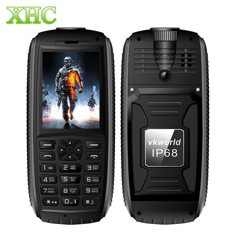 Teclado ruso vkworld piedra v3s v3 v3 max plus teléfono a prueba de agua GSM 2G