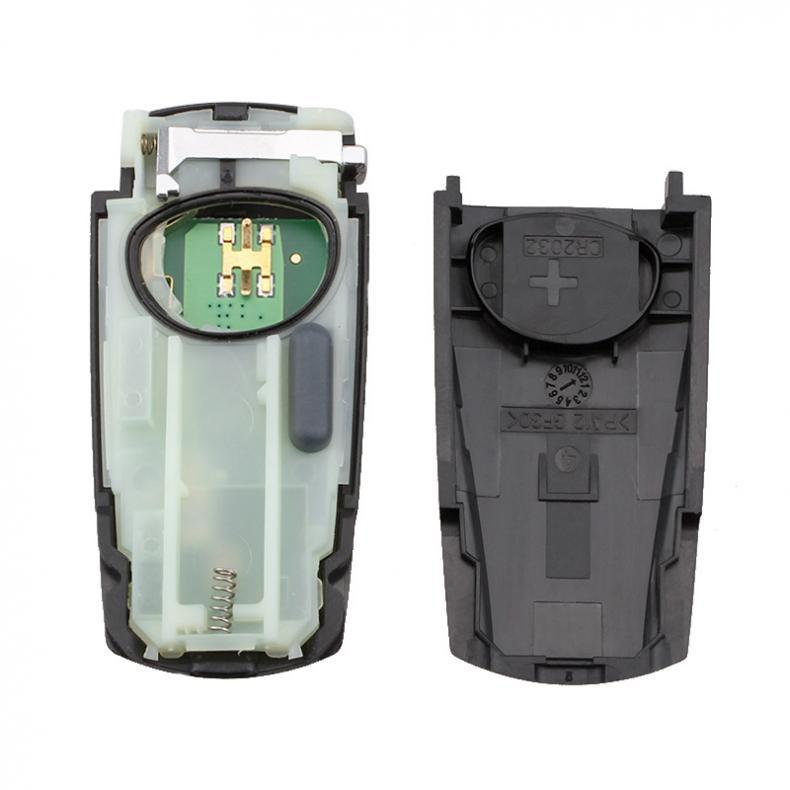 Image 4 - 434 МГц 3 кнопки без ключа Uncut Флип умный Автомобильный Брелок дистанционного управления с ключом с ID48 чип 3C0959752BA для VW Passat B6 3C B7 Magotan CC-in Ключ авто from Автомобили и мотоциклы