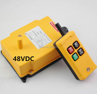 48VDC 4 Channels Hoist Crane Radio Remote Control System