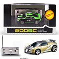 HOT Mini RC Car High Speed Racing Coke Can Car Remote Radio Control Vehicle Toy 1 : 58 27MHz / 40MHz 4CH Gift For Kids Children