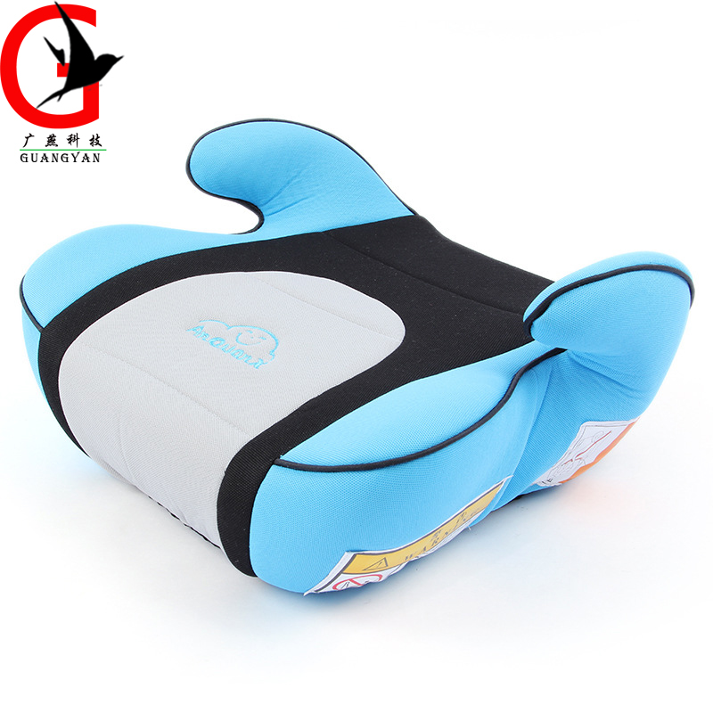 3-12 years old child kids soft baby safety booster seat mat portable auto height increase seat chair heighten cushion pad europen ece child car safety seats high quality isofix baby car seat for 9 months 12 years old children boys girls