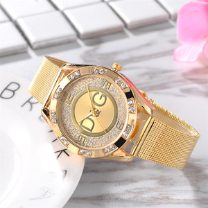 Fashion Crystal Stainless Stee