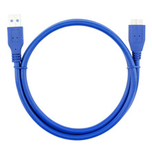 1 8 meter Super High Speed USB 3 0 5Gbps A to Micro B male To