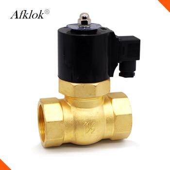 2/2 Polit type steam solenoid valve 220V 1-1/2inch