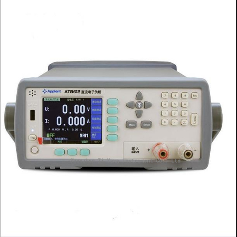Programmable DC Electronic Load 300W 150V 30A 3 5 TFT LCD RS232 Handler Battery Test Max