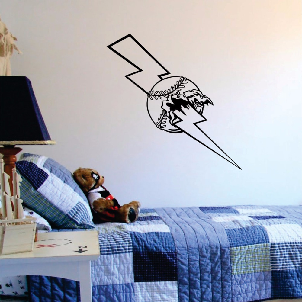 Buy Baseball Wall Decal And Get Free Shipping On AliExpress