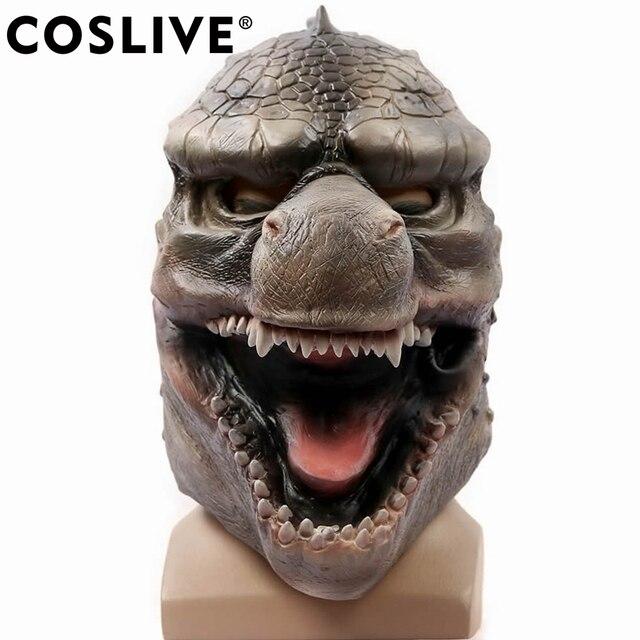 Coslive Godzilla Mask Godzilla Cosplay Props Costume For Adult