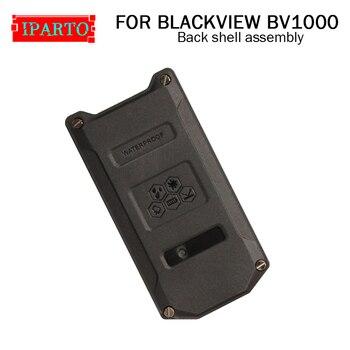 BLACKVIEW BV1000 funda trasera de repuesto de montaje 100% nueva funda trasera duradera Original de montaje accesorio de teléfono móvil para BV1000