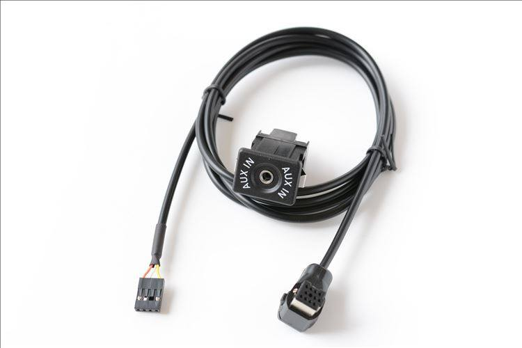 6.5 Aux Cable IP-BUS for Pioneer Headunit for Micro USB Android Smart Phone Adapters /& Sockets Davitu Cables