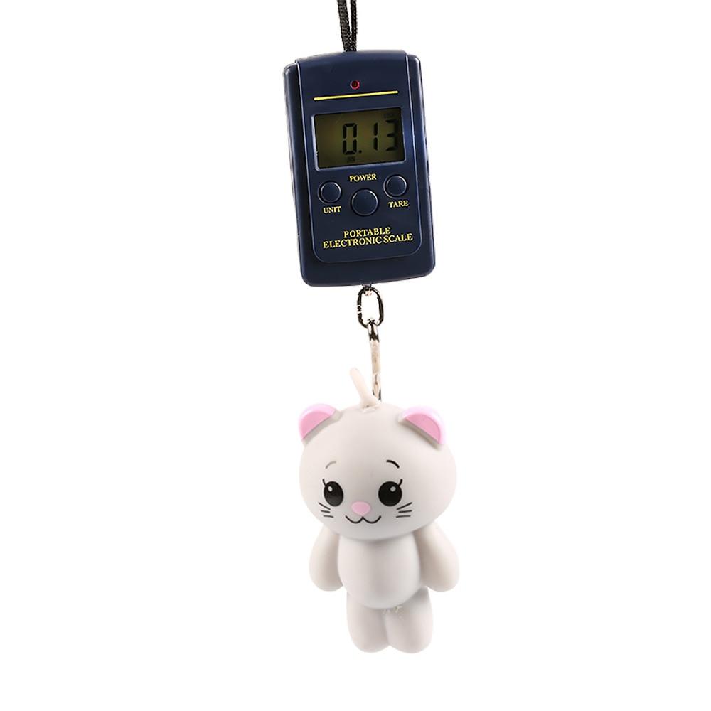 40kg /10g LED Mini Kitchen Weight Hanging Scales Portable Electronic Hanging Fishing Digital Pocket Weight Hook Tool