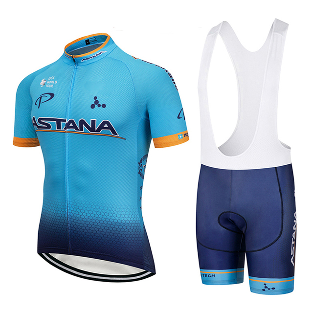 8638e9c37 Summer blue quick step cycling jersey men Short Sleeve cycling clothes Breathable  Maillot Ciclismo MTB Bike Ropa Ciclista shorts