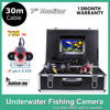 7Inch Monitor Underwater Camera For Fishing With Hard Carrying Case 700TVL IP68 Waterproof Ice Fish Finder