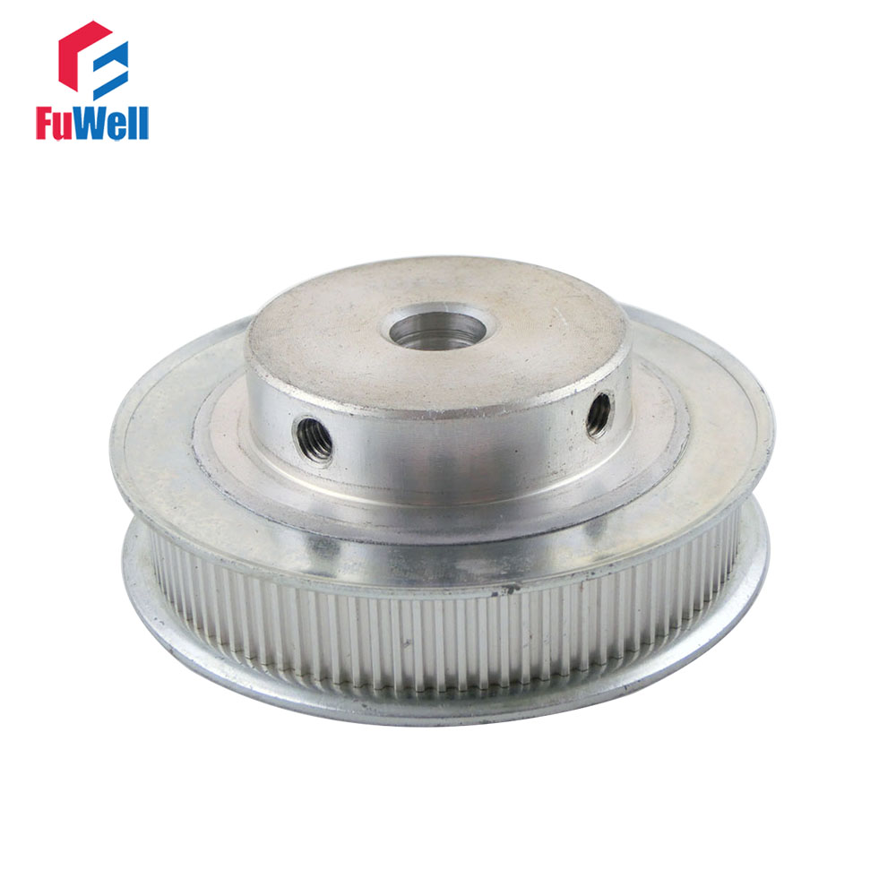 160T MXL Type Timing Pulley 10/12mm Inner Bore 160 Teeth 11mm Belt Width 2.032mm Pitch Aluminum Alloy Synchronous Belt Pulleys все цены